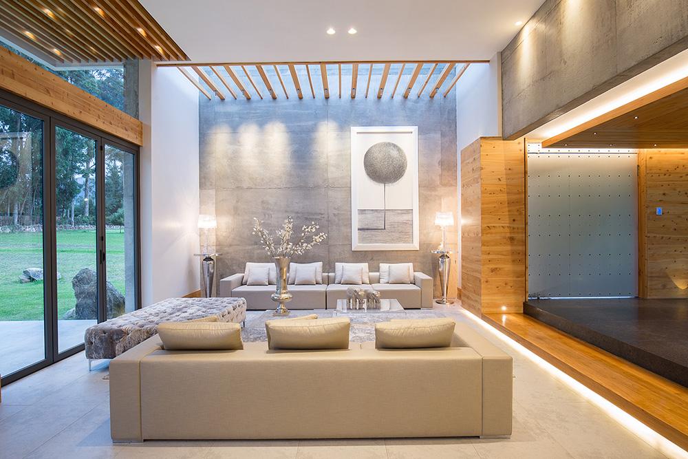 Interior Casa MM